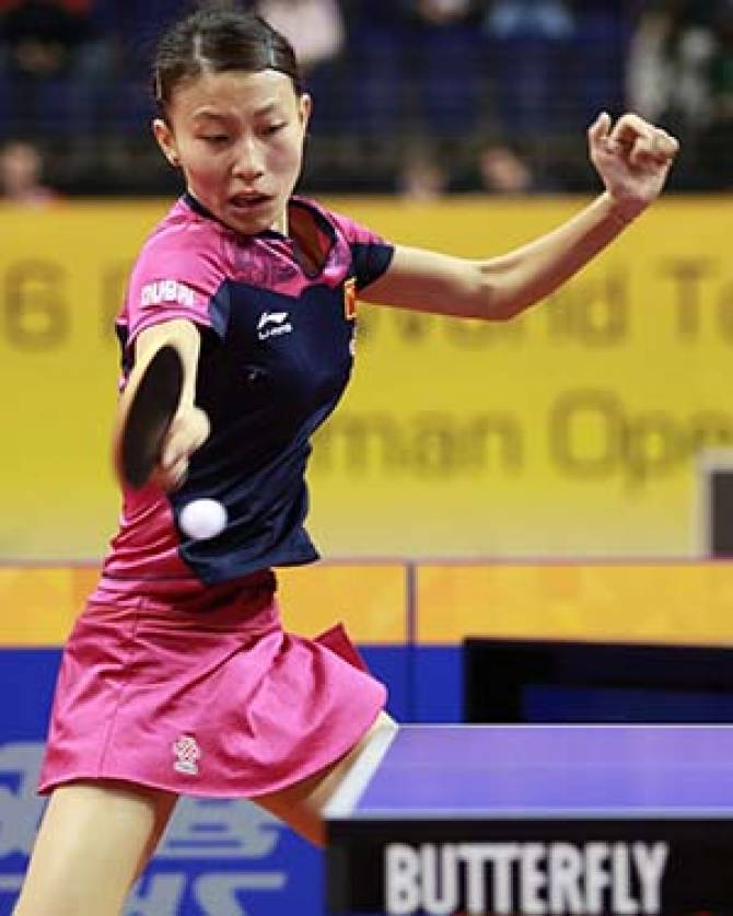 Women sport news - Best Female Defender in the World, Wu Yang Proves Point Indelibly