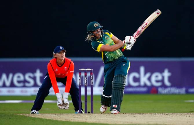 Women sport news - Big-match experience helps Southern Stars do the business at critical moments