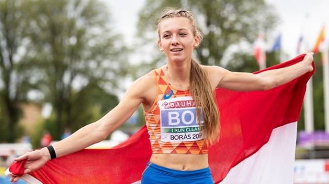 Women sport news - Bol scorches to world 400m hurdles lead of 53.79 in Papendal