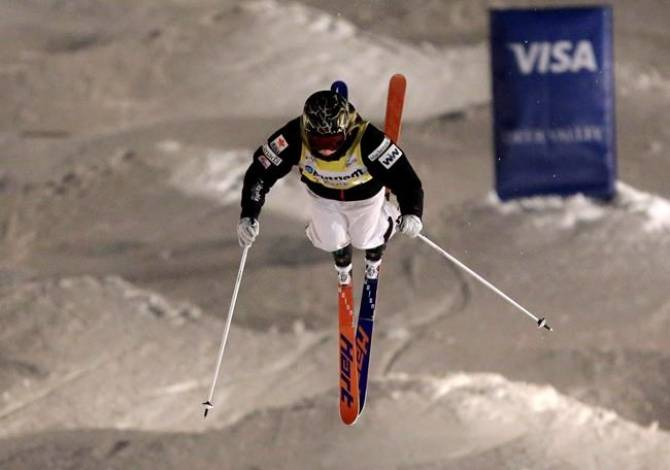 Women sport news - Canadian Justine Dufour-Lapointe Wins Dual Moguls At World Cup Event