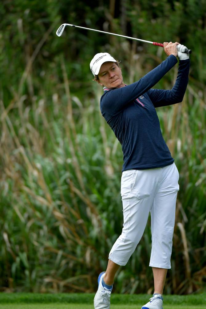 Women sport news - Catriona Matthew and Muni He join elite field at HSBC Women's WorldChampionship