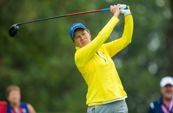 Women sport news - Catriona Matthew to replace injured Pattersen on Solheim Team