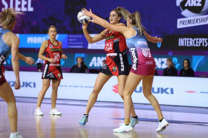 Women sport news - CHARACTER-BUILDING WIN FOR TACTIX OVER SOUTHERN RIVALS