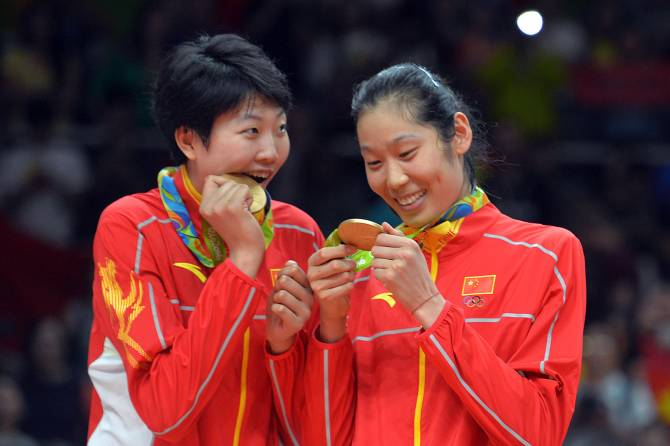Women sport news - China crowned champions in Rio de Janeiro