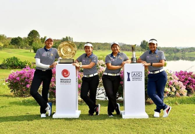 Women sport news - CHINESE TAIPEI SISTERS PRIMED FOR WOMEN'S AMATEUR ASIA-PACIFIC CHAMPIONSHIP