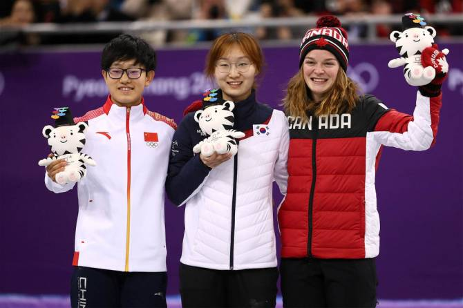 Women sport news - Choi powers to 1,500m short track Gold