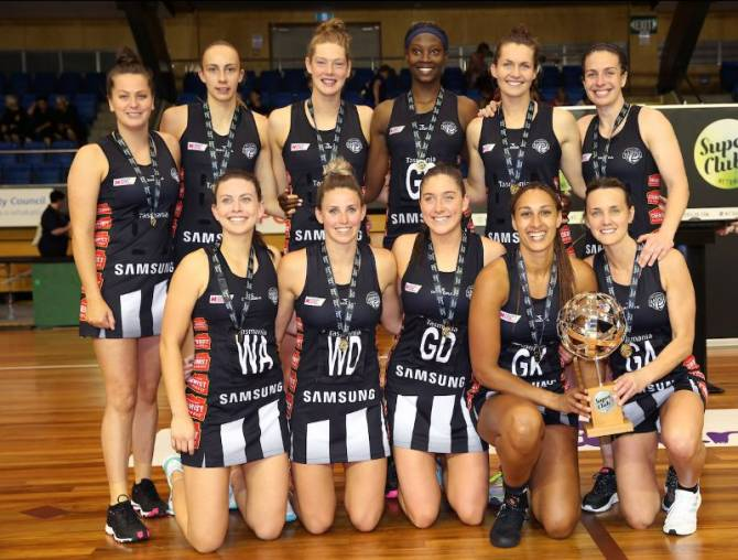 Women sport news - COLLINGWOOD MAGPIES WIN 2019 SUPER CLUB GRAND FINAL