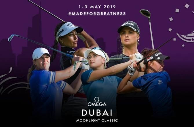 Women sport news - COUNTDOWN IS ON TO WORLD'S FIRST PROFESSIONAL DAY-NIGHT TOURNAMENT
