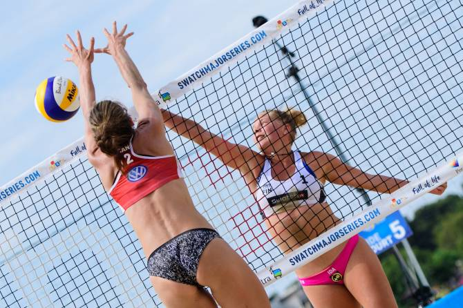 Women sport news - Crowds flock to first day of Poreč Major