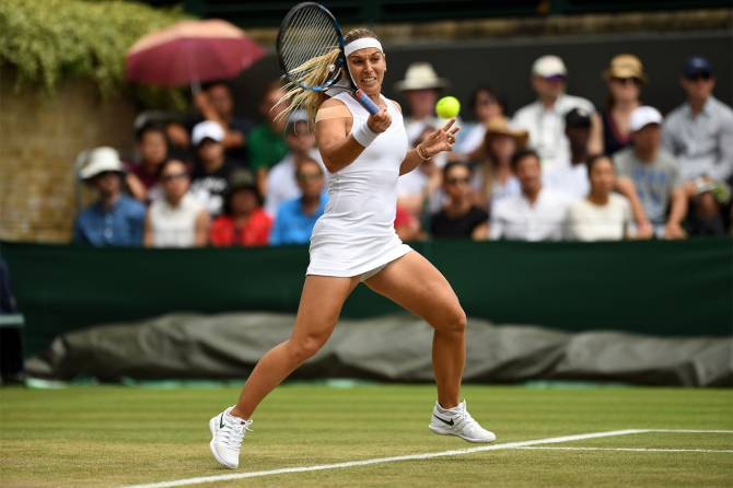 Women sport news - Day 8 ladies quarter final day at Wimbledon