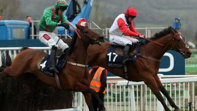 Women sport news - Devon's Bryony Frost lands Foxhunter Chase at Cheltenham Festival