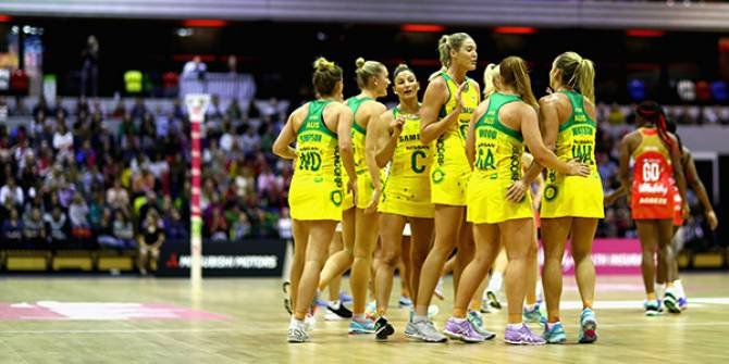 Women sport news - Diamonds defeat The Roses  46-50