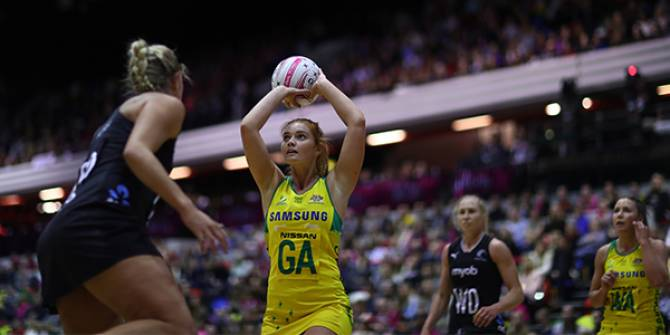 Diamonds Hold Off Silver Ferns In Epic Quad Series Battle