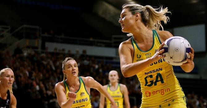 Women sport news - Diamonds take on Suncorp Super Netball All Stars in Bushfire Relief Match