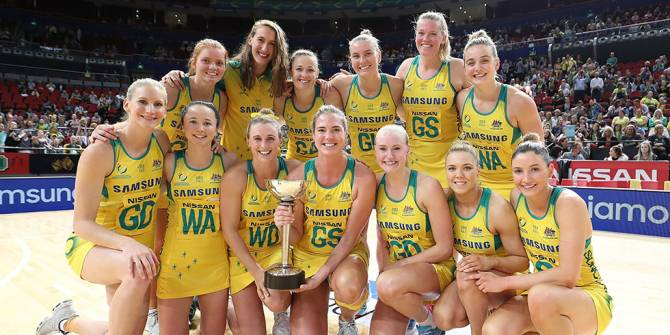 Diamonds win Constellation Cup in a clean sweep