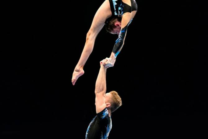Women sport news - Discover Gymnastics Gala Evening at the British Championships