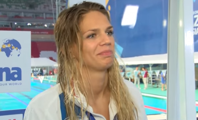 Women sport news - Efimova among list of seven Russian swimmers banned from Rio 2016 by FINA