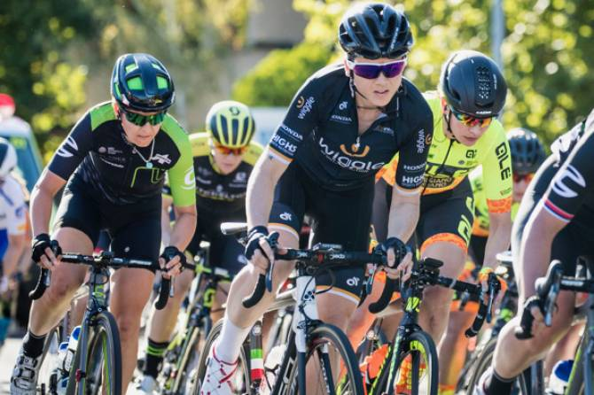 "Women sport news - Elisa Longo Borghini: ""I Hope To Be Useful For My Team"" In Omloop Het Nieuwsblad"