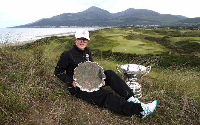 Women sport news - EMILY TOY WINS THE WOMEN'S AMATEUR CHAMPIONSHIP ATROYAL COUNTY DOWN