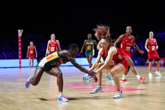 Women sport news - ENGLAND CLAIM BRONZE WITH SOUTH AFRICA VICTORY