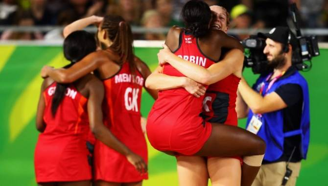 Women sport news - England crowned Commonwealth Games champions