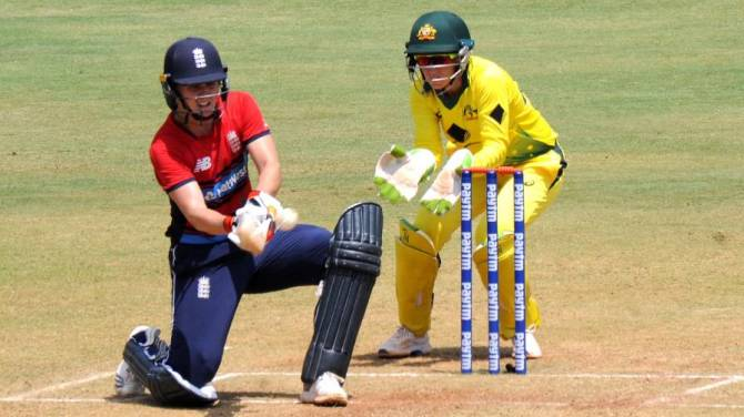Women sport news - England defeat Australia in tri-series opener