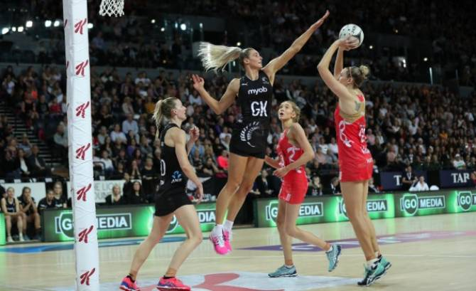 Women sport news - ENGLAND DEFEAT SILVER FERNS IN NETBALL QUAD SERIES OPENER
