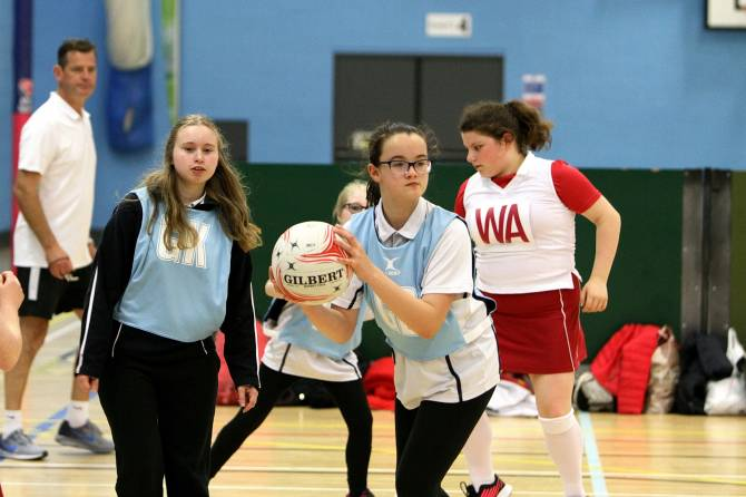 Women sport news - England Netball reveals plans to get over 5,000 disabled people playing netball