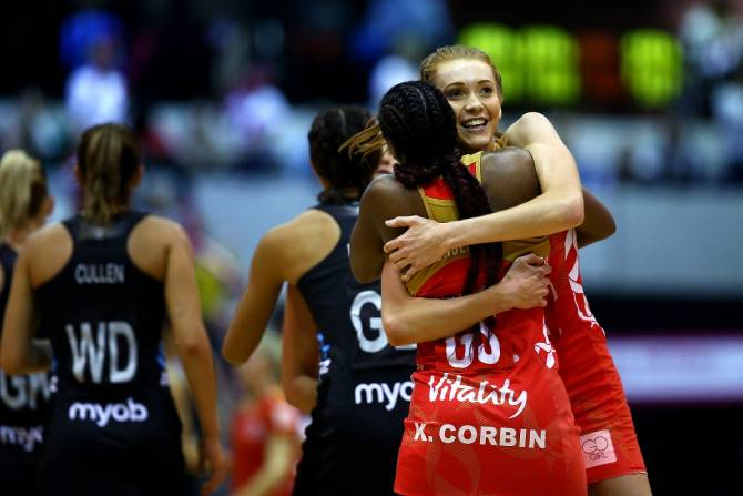 England outlast Ferns in extra-time thriller
