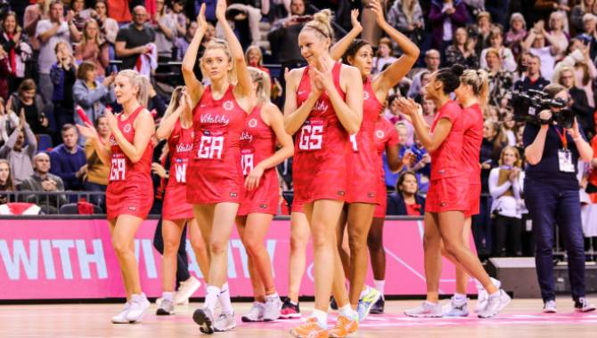 Women sport news - England Roses defeat Australia on home soil