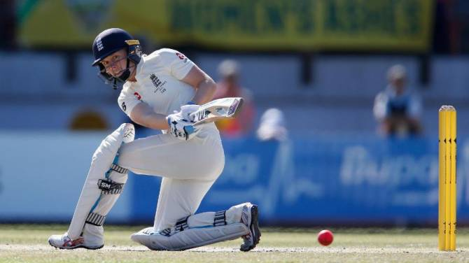 Women sport news - England secure Women's Ashes Test draw