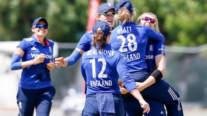 Women sport news - England take series with Kingston win
