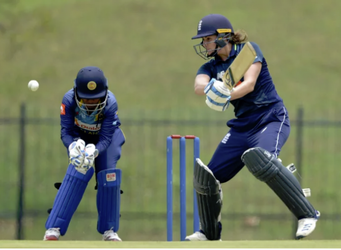 Women sport news - England Win First ODI In Sri Lanka