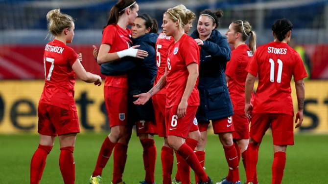 Women sport news - England's Lionesses earn notable draw against Germany