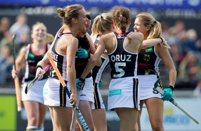 Women sport news - Euro hockey Women's round-up, tables and highlights