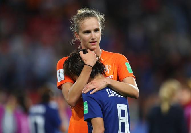 Women sport news - Europe's stranglehold tightened as Italy, Netherlands advance