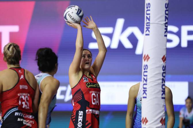 Women sport news - FAST-FINISHING MYSTICS PIPPED AT THE POST