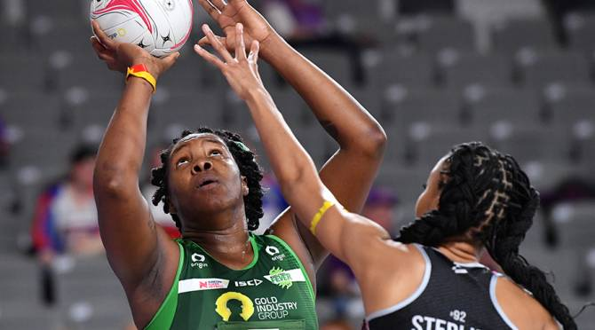 Women sport news - Fever open season with a bang