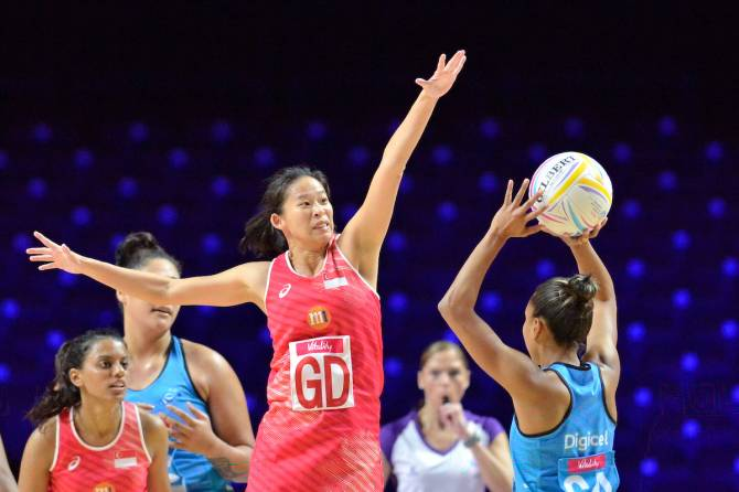Women sport news - FIJI ON THE BOARD AFTER VICTORY OVER SINGAPORE