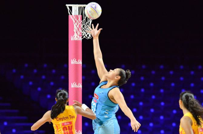 Women sport news - FIJI WIN AGAIN TO KEEP 13TH PLACE HOPES ALIVE