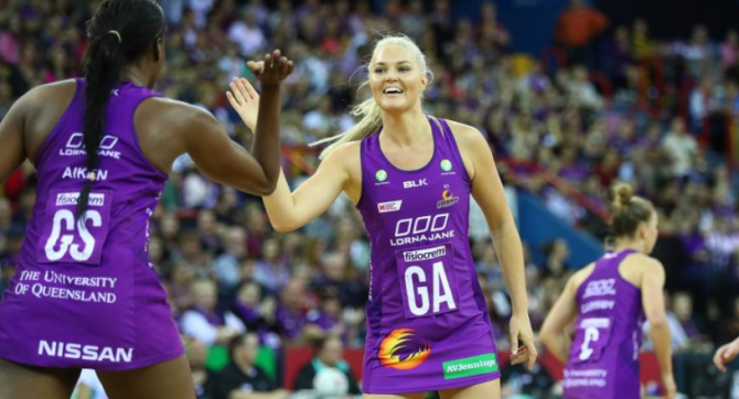 Women sport news - Firebirds Exact Swift Revenge For Round 1 Defeat
