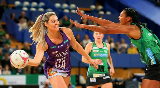 Women sport news - Firebirds Snap Winless Streak In Perth