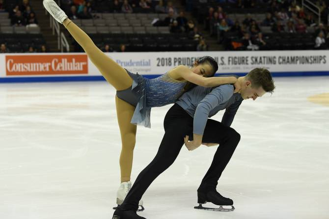 First Day of Competition Complete at 2019 World Figure Skating Championship