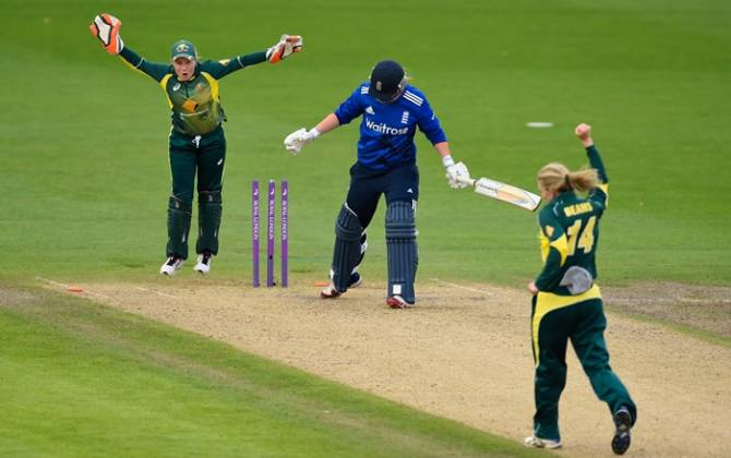 Women sport news - Format switch suits Shrubsole