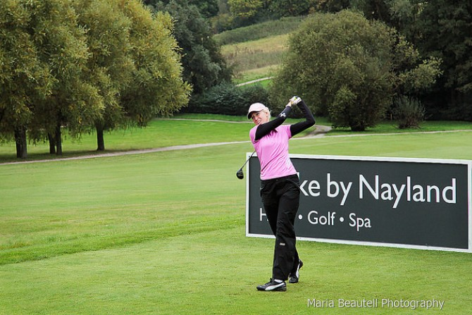 Women sport news - Foursome line-up for final day at WPGA International Challenge at Stoke