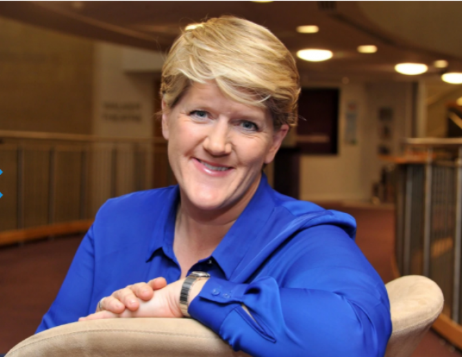 Game Changers Interview with Broadcasting Legend Clare Balding