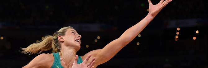 Women sport news - Geitz getting back to her netball best