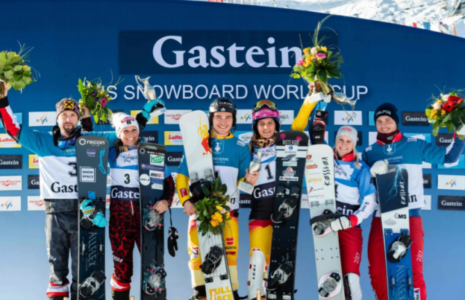Women sport news - Germany on top in Bad Gastein's PSL team event