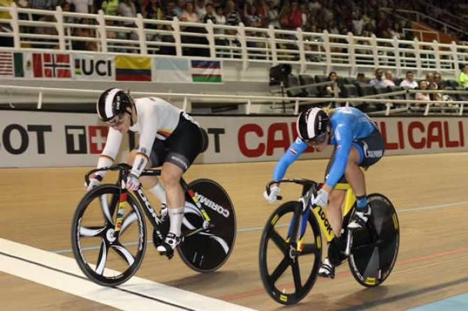 Women sport news - Germany Shine at the Tissot UCI World Cup in Cali