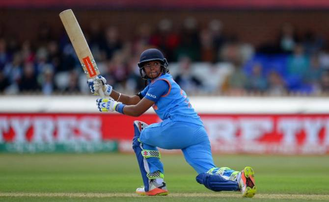 Women sport news - Glorious Harmanpreet ton could be a game-changer